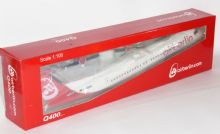 Dash-8-Q400 Air Berlin Risesoon Skymarks Resin Collectors Model Plane / Airplane Scale  1:100   EJ